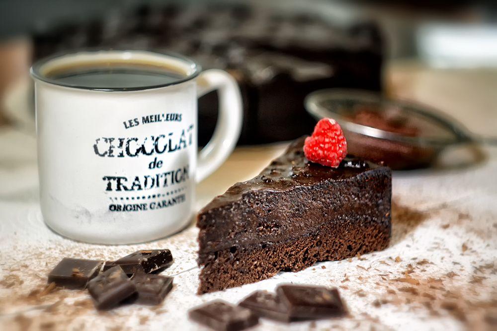 Čokoládová ganache